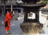 Master Micky Praying In Sholin Temple
