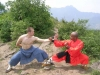 Charlie Molden (UK) And Shifu Micky (India) in A F